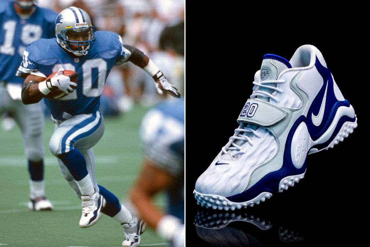 Nike releases Barry Sanders 20th anniversary Air Z